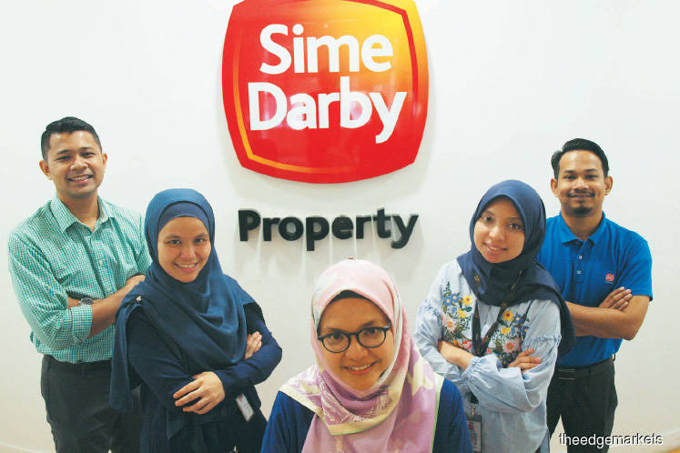 Sime Darby Property all geared up