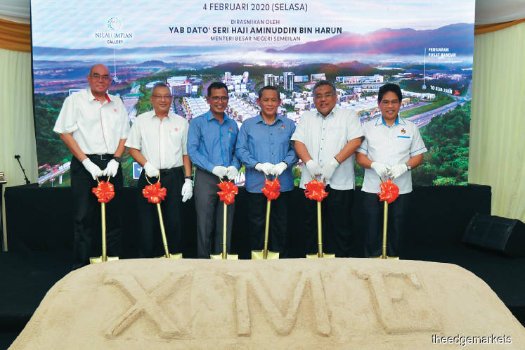 Phase 1 of XME Business Park 50% taken up