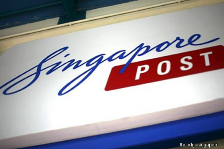 SingPost reports 10.3% rise in 2Q earnings to S$27.7 mil on absence of exceptional loss