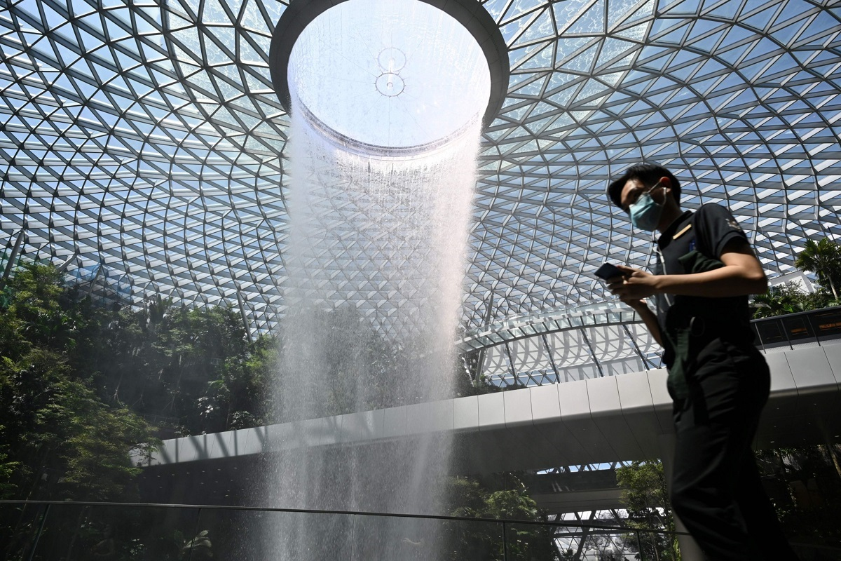 Singapore's Changi reinvents itself for return of business travel