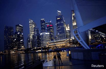 Singapore's weak economy to weigh on Maybank, CIMB & RHB