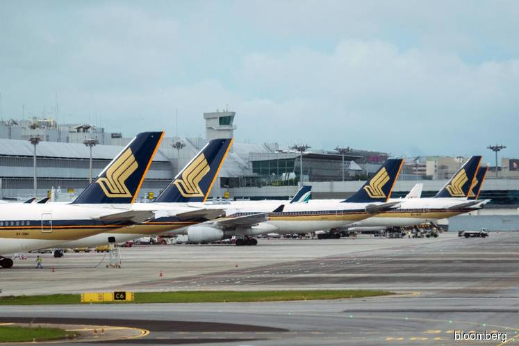 Singapore Airlines says Hong Kong unrest continues to hurt demand