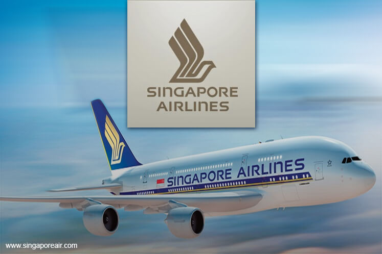 SIA kept at 'hold' by UOB even as pax load factors improve across the board
