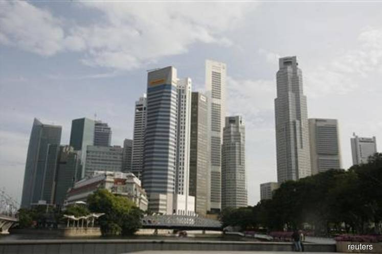 Singapore keeps its spot as one of world's largest foreign exchange centres