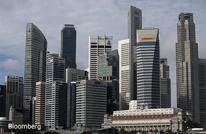 Singapore's 1Q total trade falls 9.7%; NODX down 9%