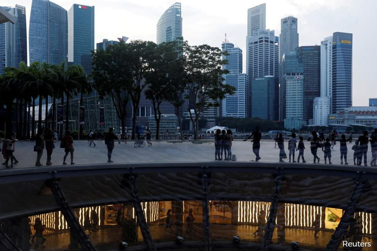 Singapore opposition party makes first legal challenge to fake news law