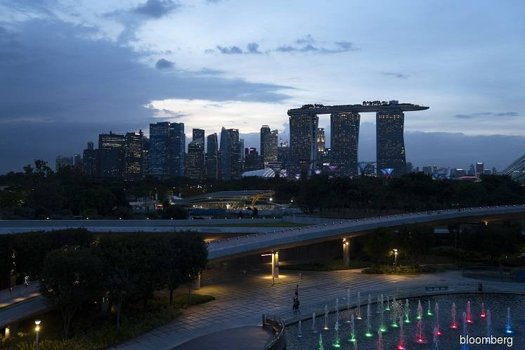 Singapore's bank lending continues decline as bank and consumer loans take a hit from 'circuit breaker' measures