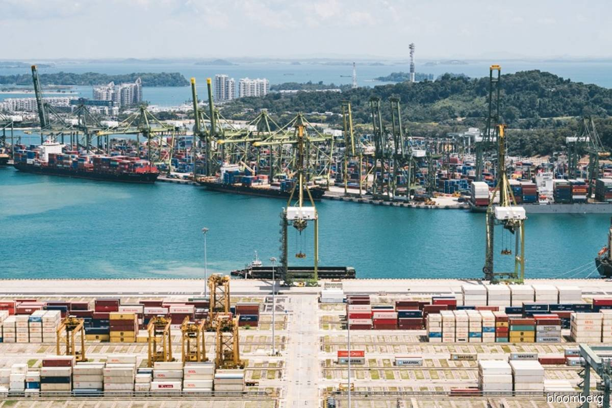 Singapore July exports rise 6% y-o-y, higher than forecasts