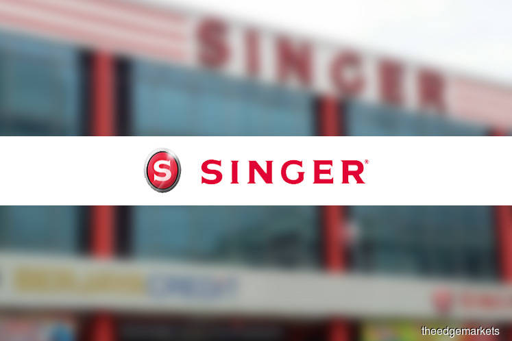 Berjaya Corp to buy home appliances distributor Singer from major shareholder
