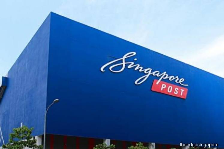 SingPost reports 40.4% lower 1Q earnings on fair value loss, higher taxes; declares 0.5 cent dividend