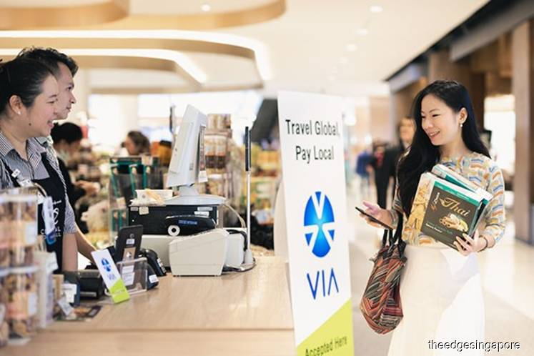 Singtel, AIS launch cross-border mobile payments alliance