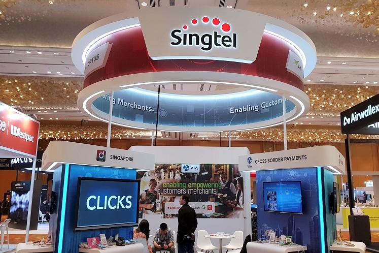 Singtel group CEO Chua takes pay cut again