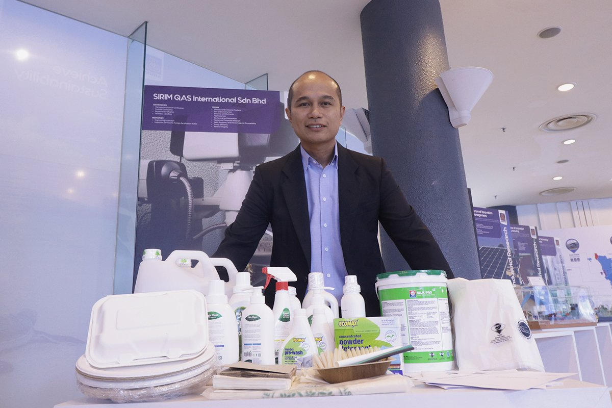 SIRIM Eco-Labelling Scheme - A sustainable environment through sustainable procurement