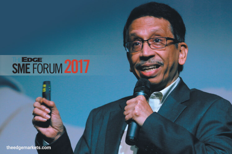 The Edge SME Forum 2017: Bet on big data, IoT and AI
