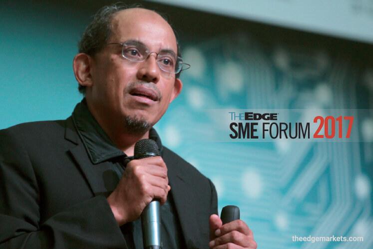 The Edge SME Forum 2017: Taking advantage of democratised platforms