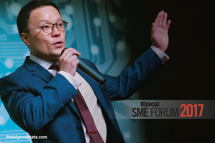 The Edge SME Forum 2017: Small companies not under the radar for cyberattacks