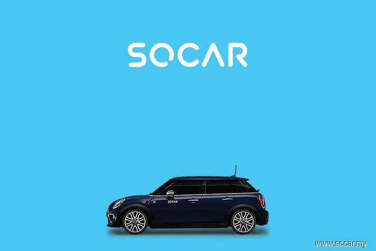 SOCAR Malaysia launches P2P car sharing platform