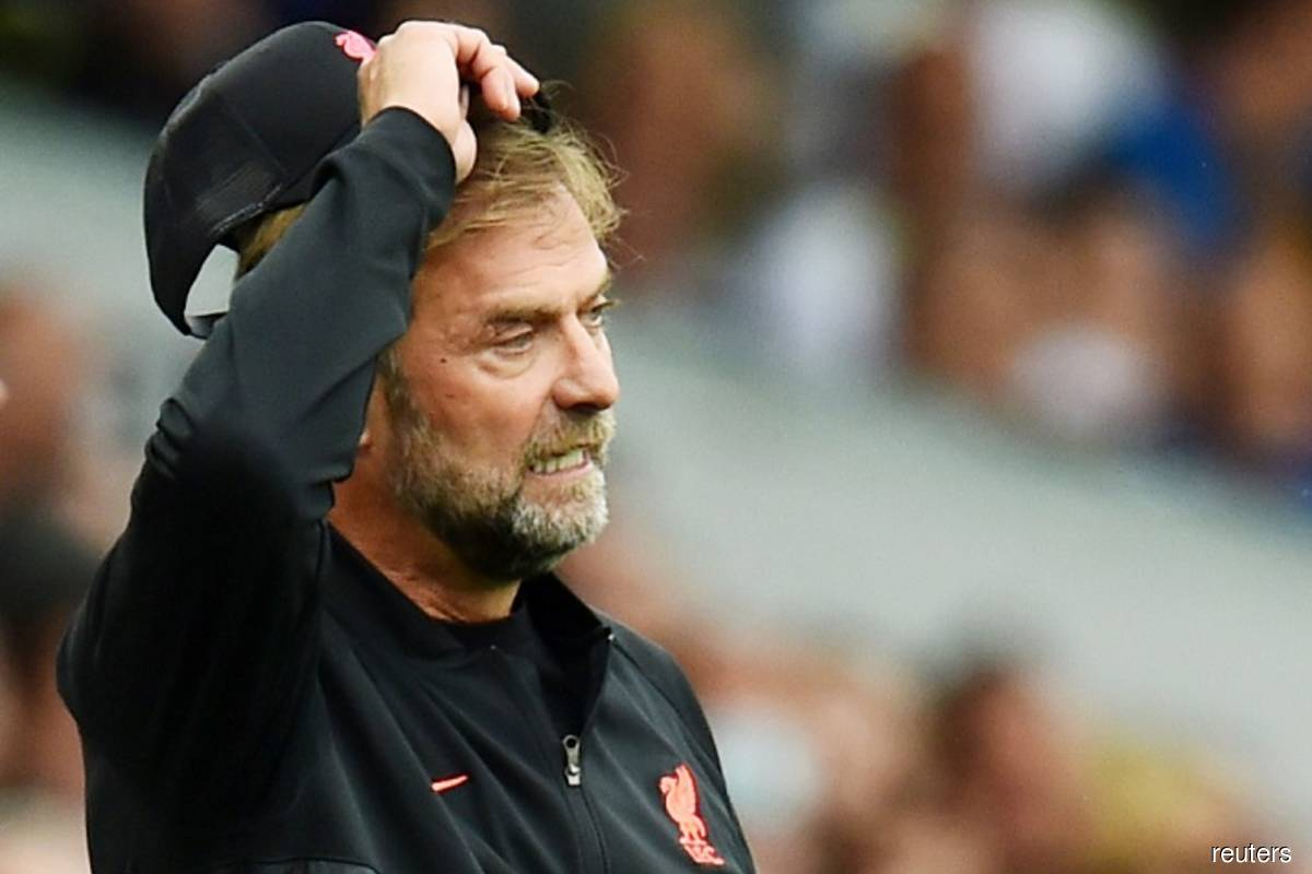 Liverpool boss Klopp compares vaccine refusal to drink-driving