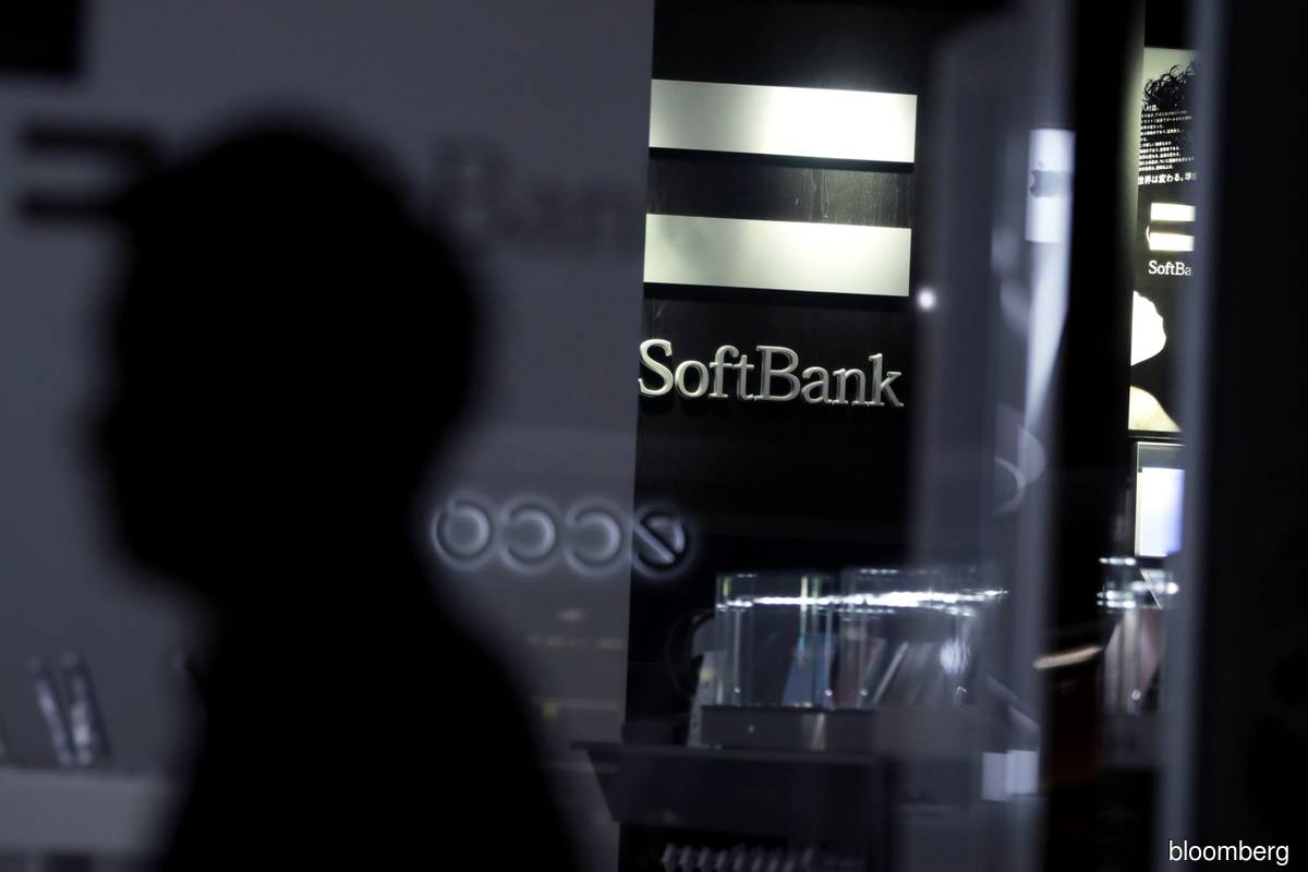 SoftBank stock market bets contributed to recent jump in tech shares