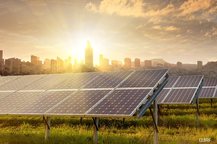 Solar projects produce a steadier output of power compared to wind and hydro, says Moody's