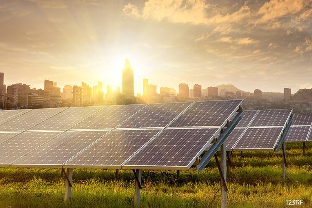 Renewable energy players rise after winning bids for LSS4