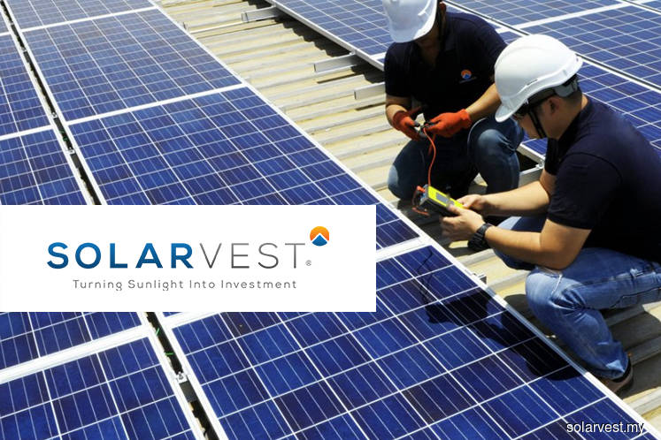 Solarvest's share price more than doubles on Bursa debut
