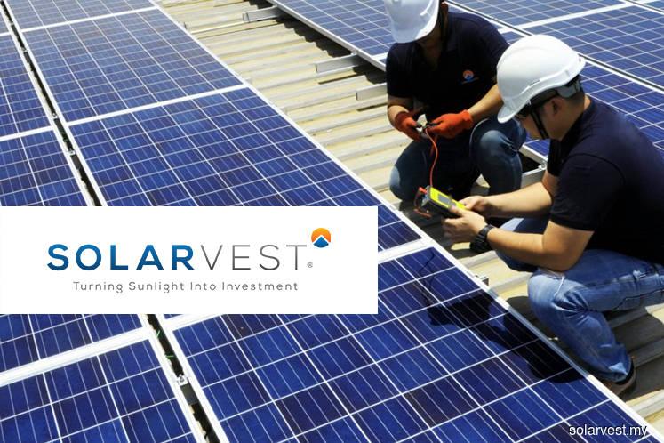 Solarvest slapped with UMA query