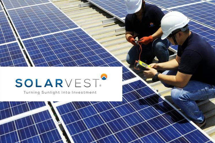 Solarvest posts RM4m net profit for 3Q