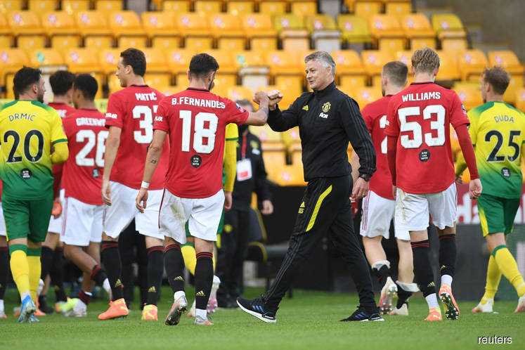 Man Utd will nurture 'special talent' Greenwood, says Solskjaer