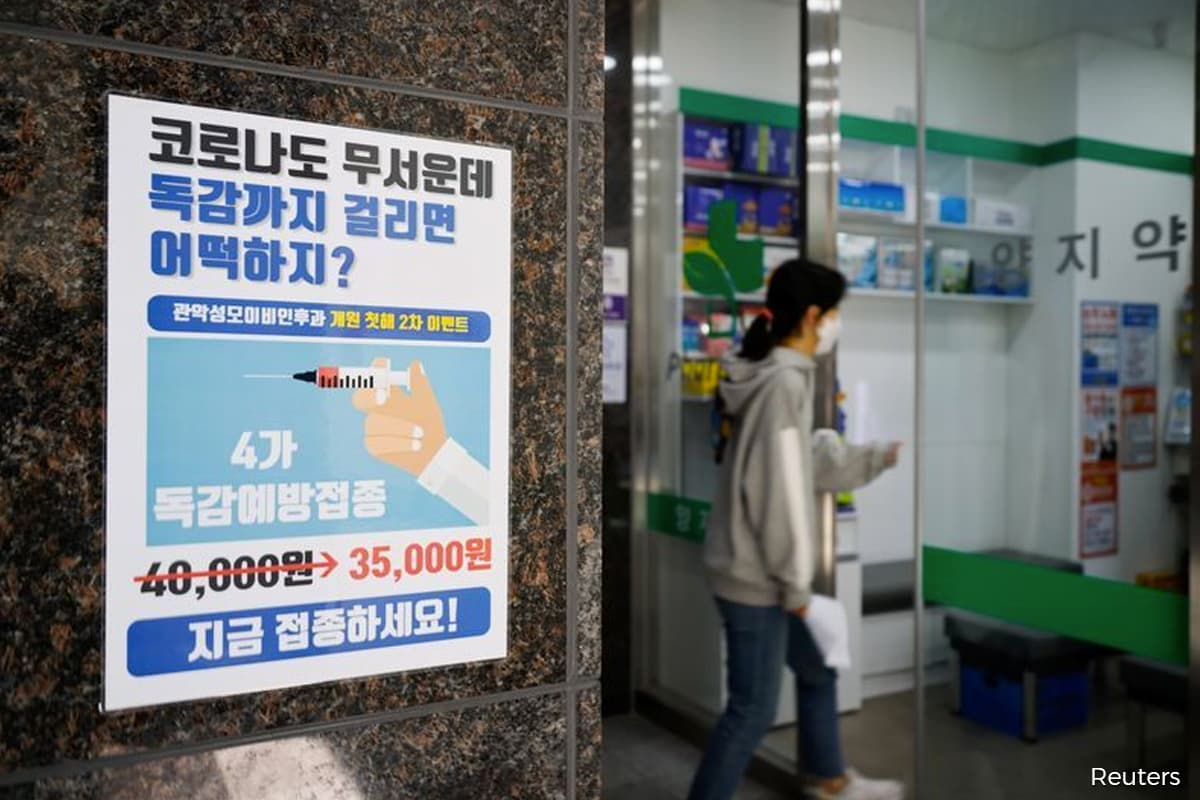 S.Korea urges people to get flu vaccinations despite death tolls