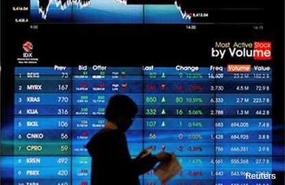 Higher ahead of Fed meet; Indonesia hits 4-mth peak