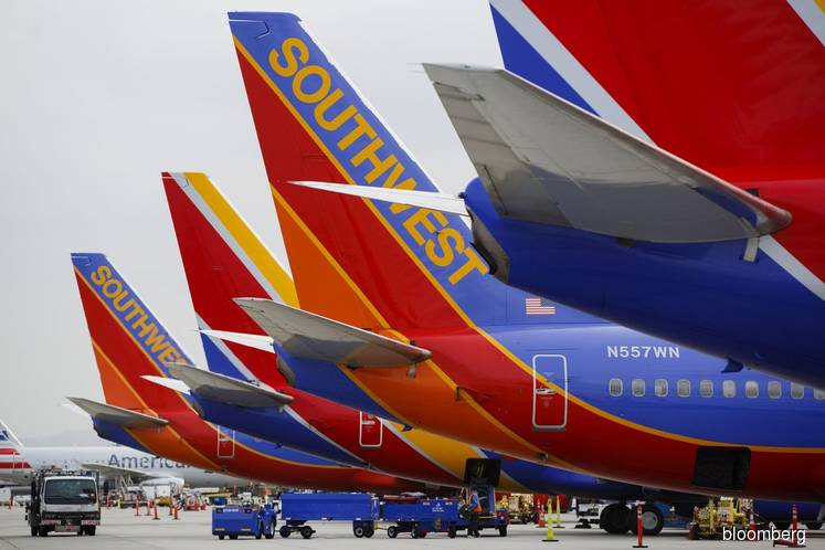 Boeing Sued by Southwest Pilots on 'Rush' to Sell Unsafe Max