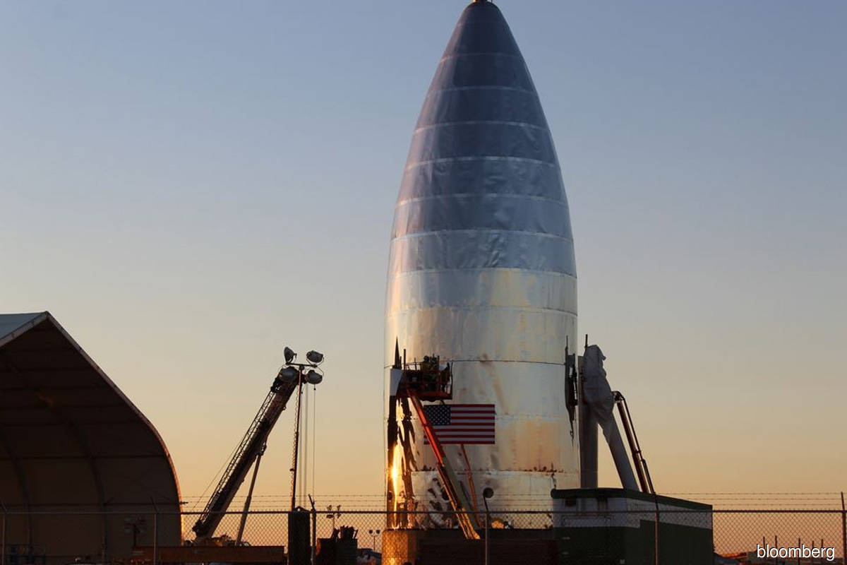 Elon Musk's SpaceX in talks to raise funds at US$44 billion valuation