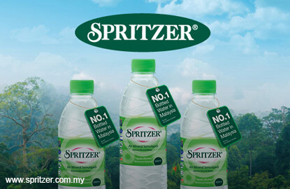 US-based Fidelity Investments emerges as substantial shareholder in Spritzer