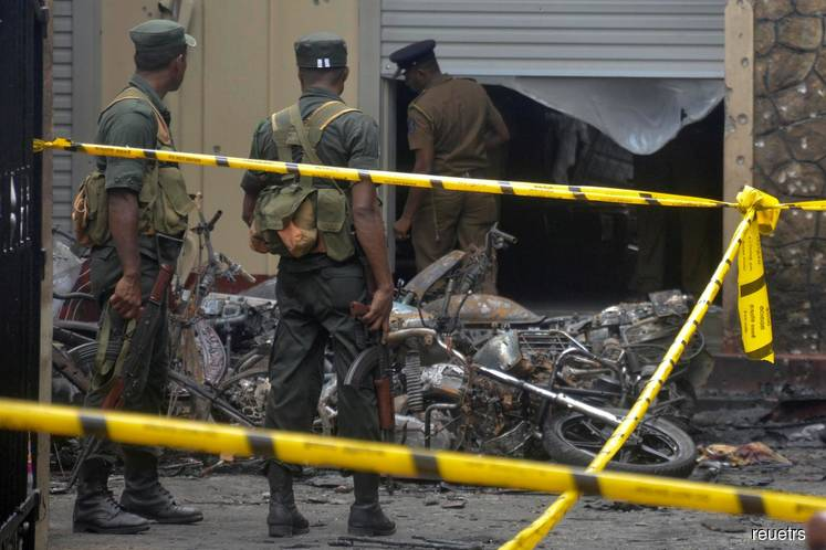 Sri Lanka Says Jihadist Group Behind Blasts That Killed 290