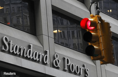 S&P, Nasdaq higher, Dow dragged down by Nike