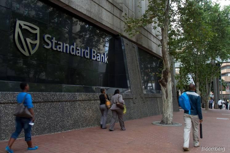 Troika back to haunt Standard Bank long after lender's exit