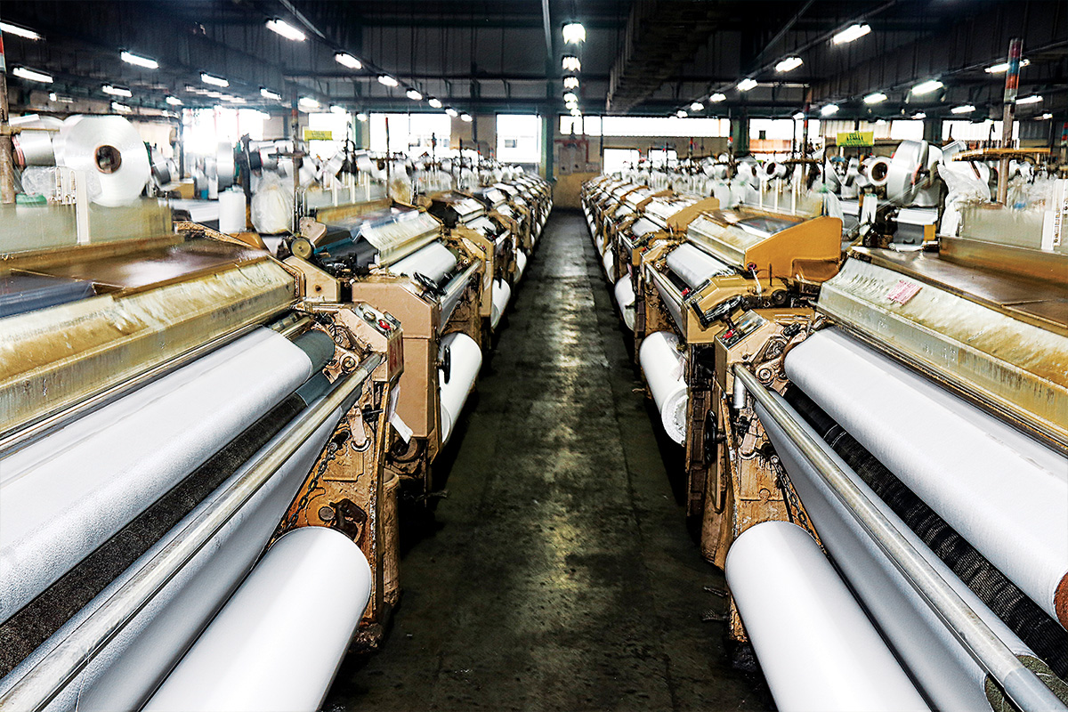 Sewing digital transformation into polyester and textile companies
