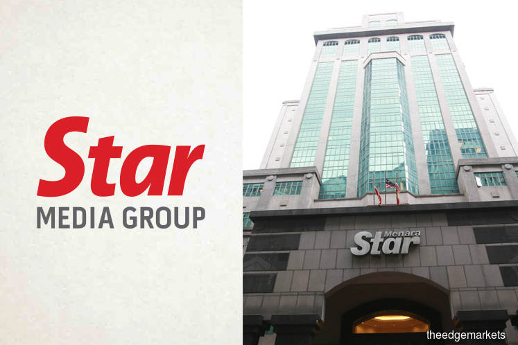 Star Media 3Q net profit falls to RM1.6m