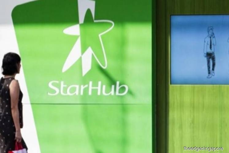 Starhub posts 36.1% drop in 2Q earnings to S$39.5 mil on lower revenue