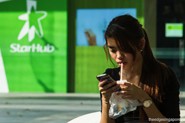 StarHub and M1 to make joint 5G bid as expected
