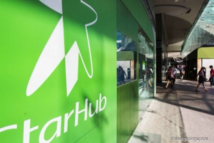StarHub and Temasek unit in JV to form one of Asia's largest cyber security companies