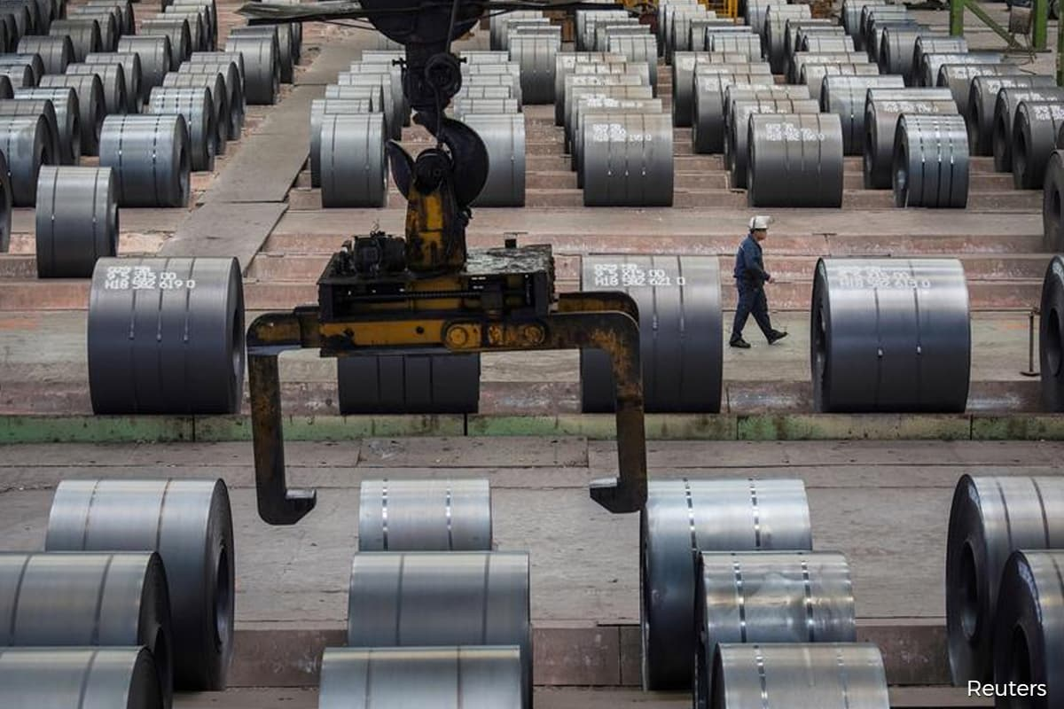 China to strengthen world steel domination with new mega mill