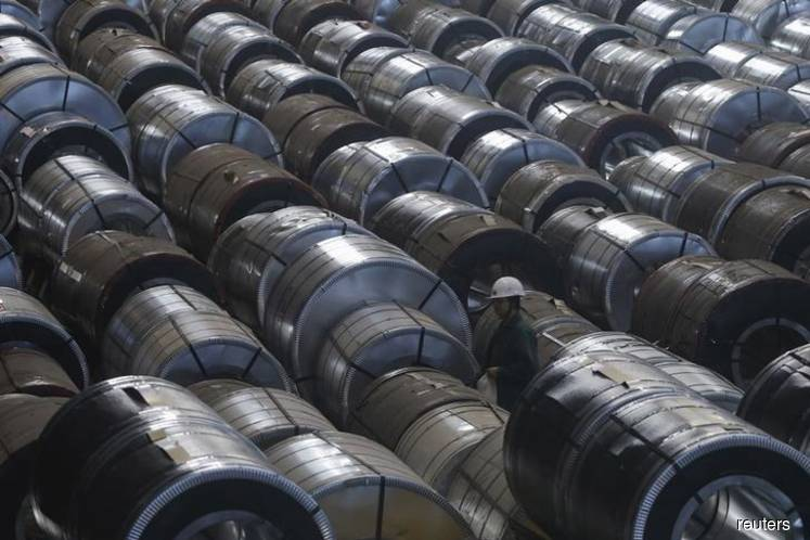 China to restrict imports of scrap steel, aluminium from July