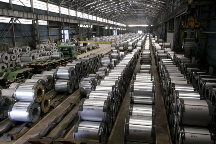 Kinsteel, Tianjin Qiangbang in JV talks to run Kedah steel mill