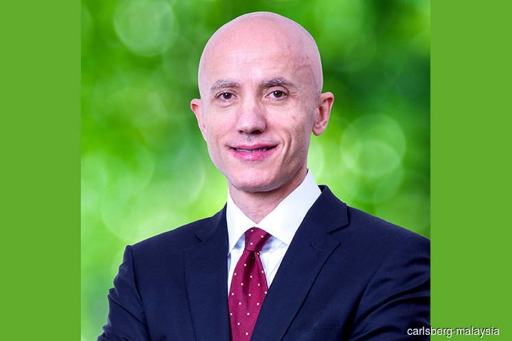 Carlsberg Malaysia appoints Stefano Clini as new MD