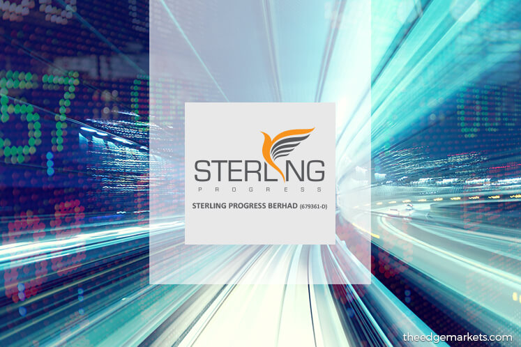 Stock With Momentum: Sterling Progress