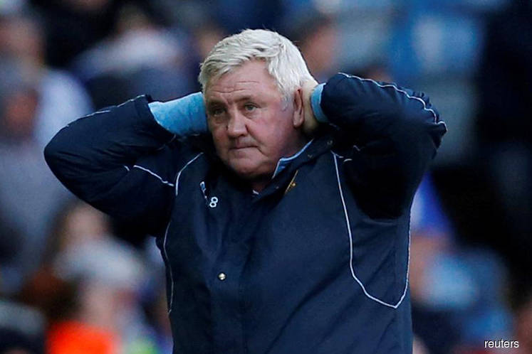 Wednesday report Newcastle to Premier League over Bruce appointment