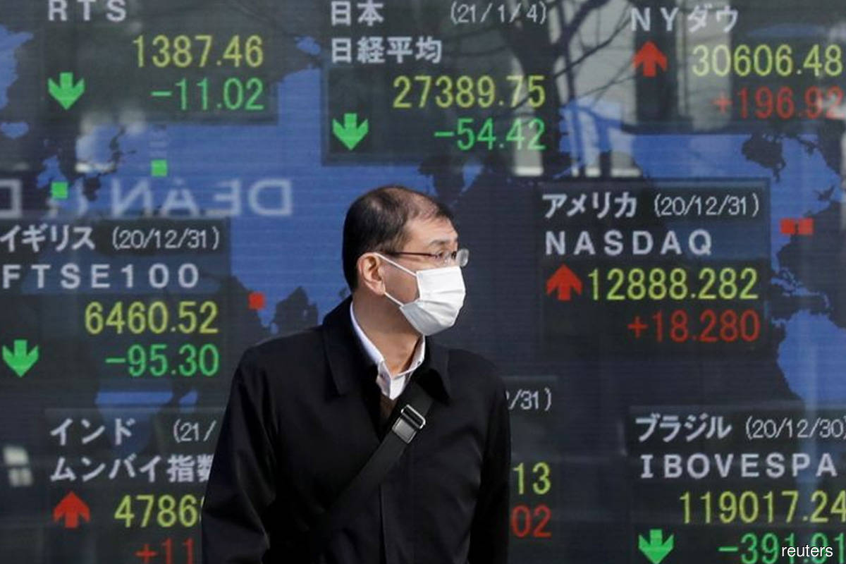 Asian shares look to rally for third week, focus on US jobs