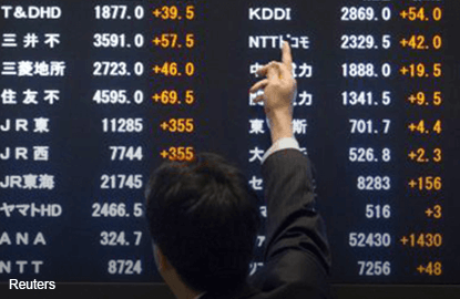 Asia shares stage patchy recovery but volatility remains high